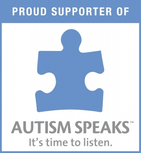 Autism Speaks - Proud Supporter