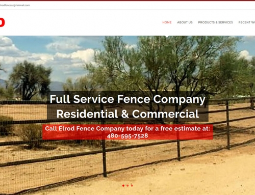 Elrod Fence Company