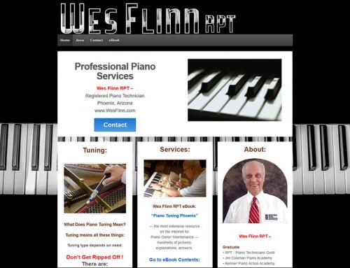 Wes Flinn RPT